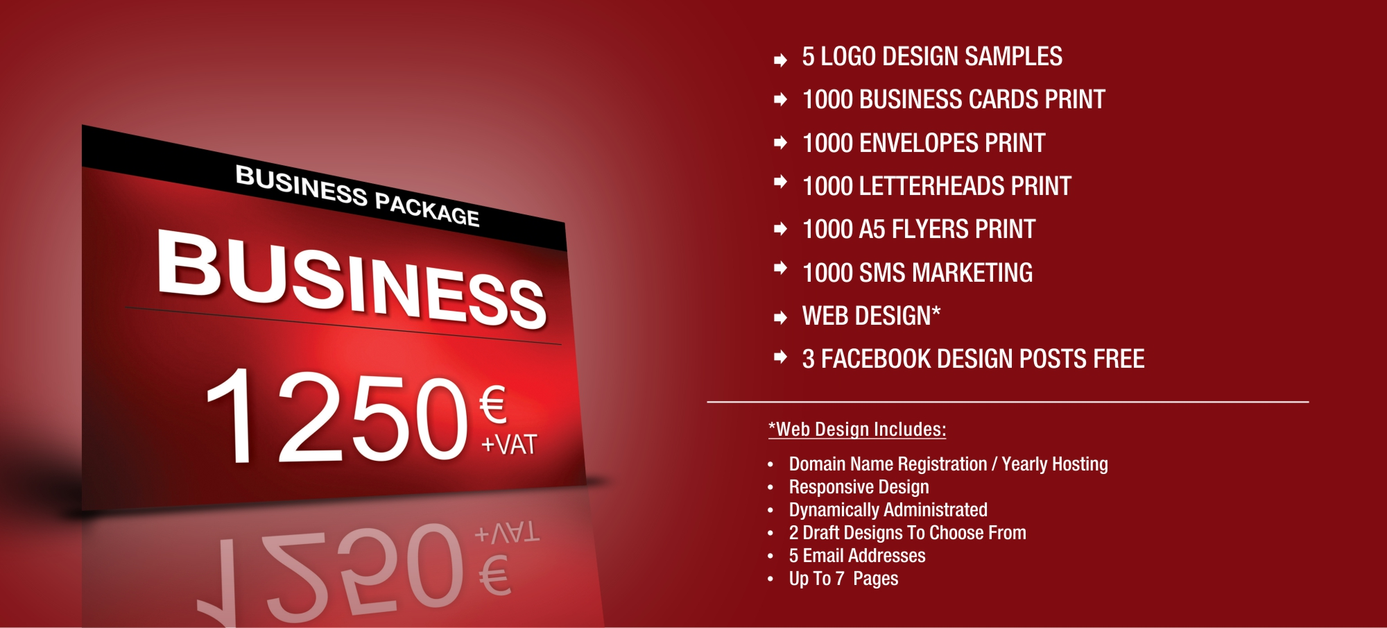 packages featured BUSINESS